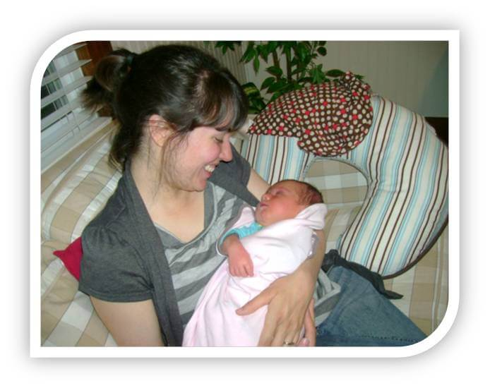 jamie wagner baby 2