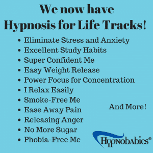 hypnosis for life tracks