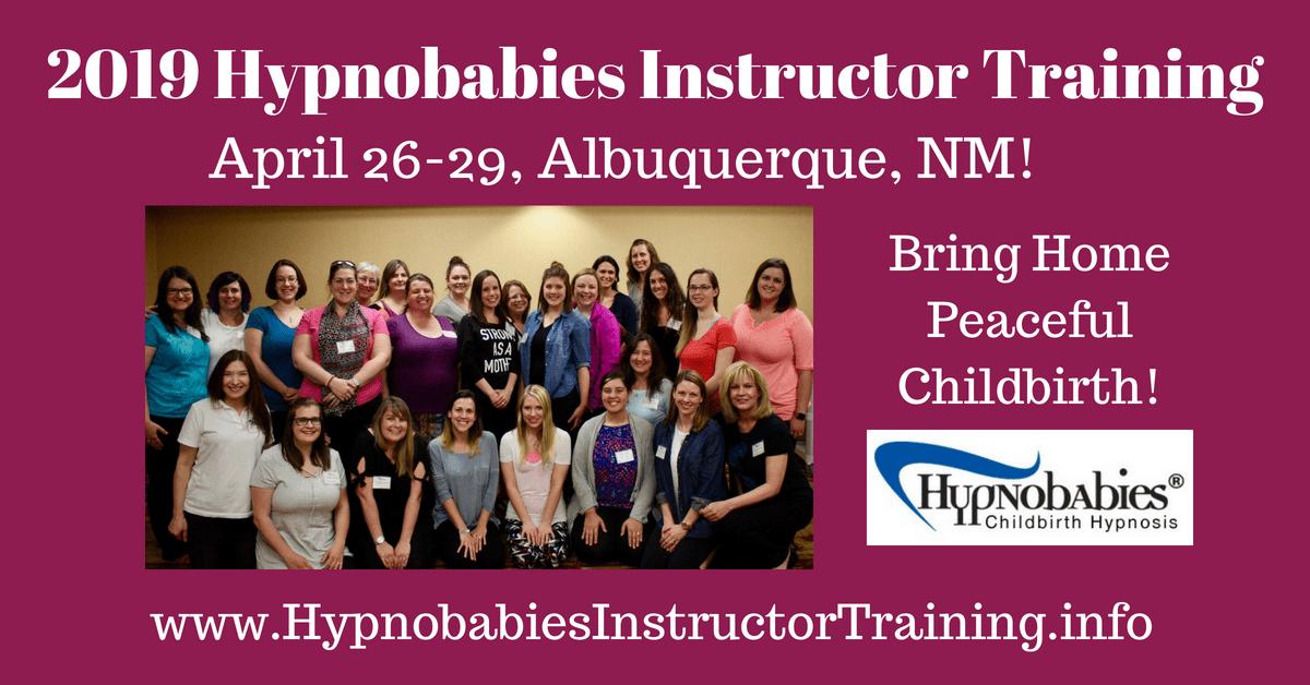 Childbirth Education Instructor Training Info Hypnobabies