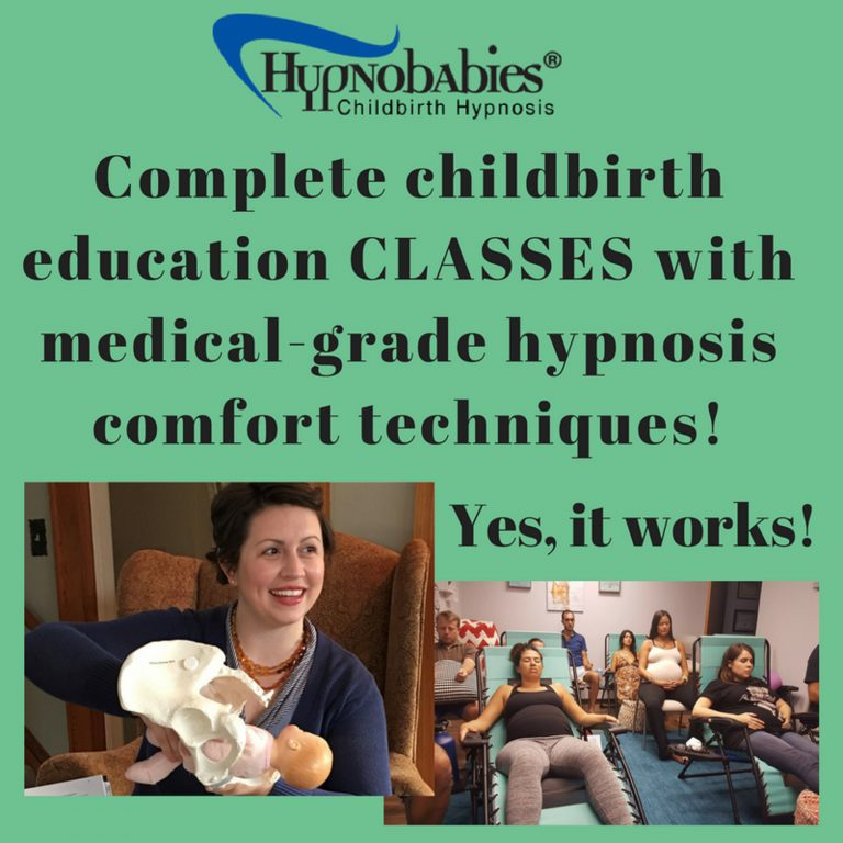 Complete childbirth classes