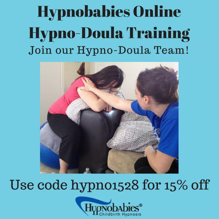 Hypnobabies Online Hypnodoula Training