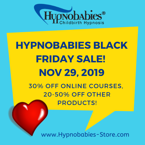 Hypnobabies Black Friday Sale