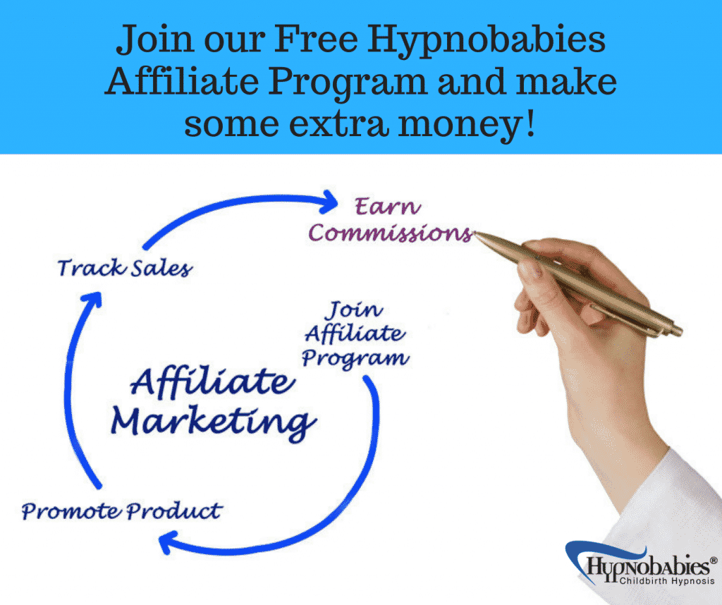 Join our Free Hypnobabies Affiliates Program